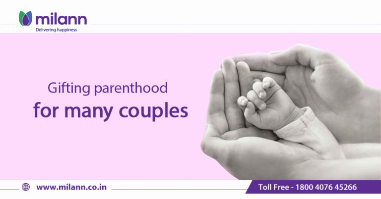 Gifting parenthood for many couples