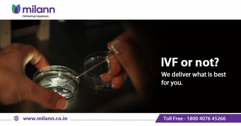 IVF or not? We deliver what is best for you.