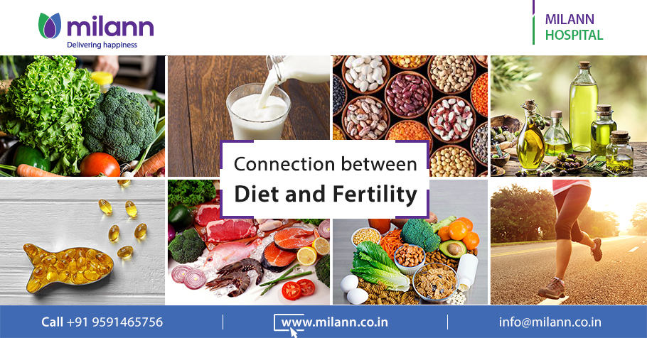 Diet and fertility..What's the connection?